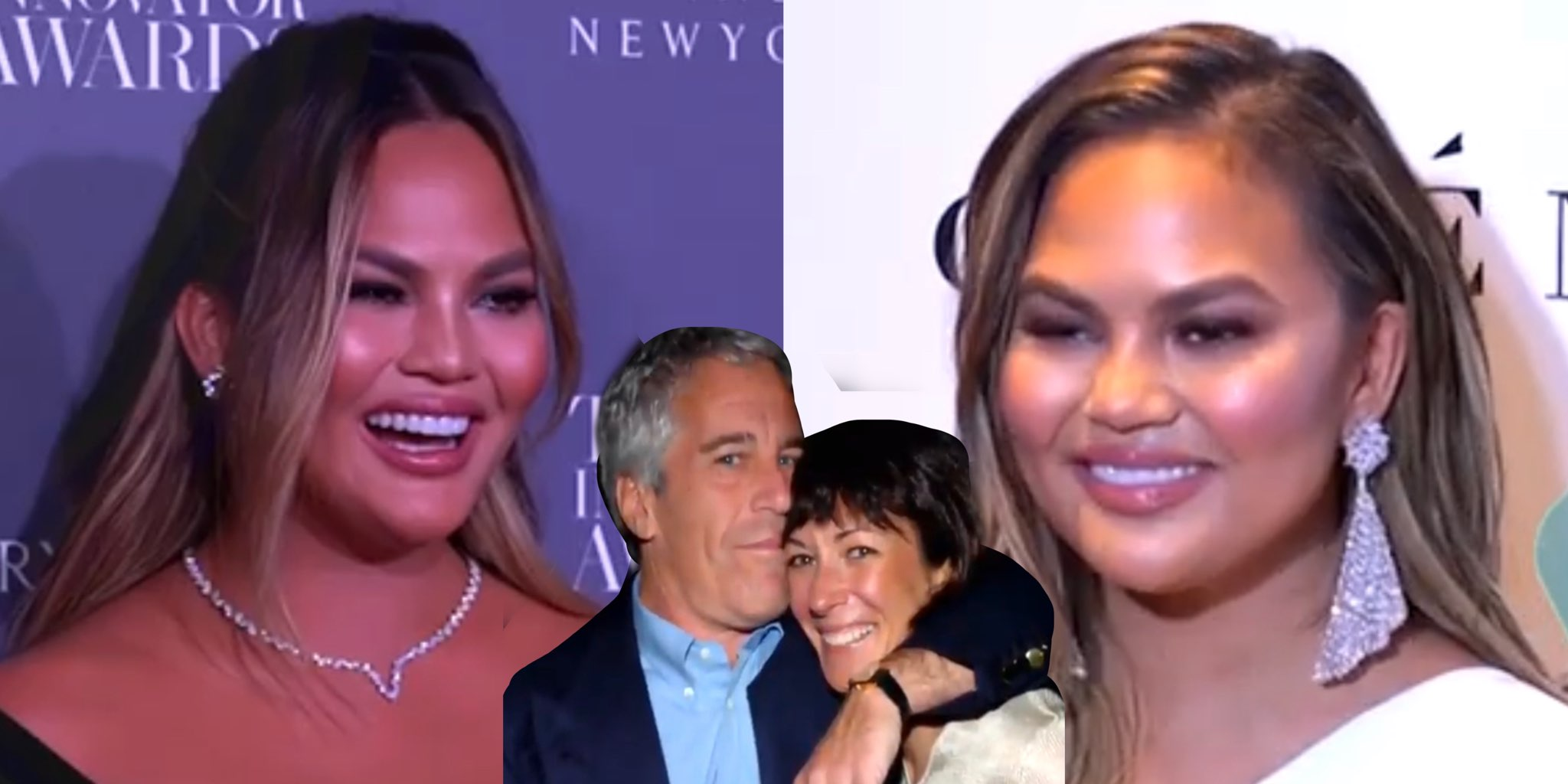 Chrissy Teigen Jokes That Shes Free After President